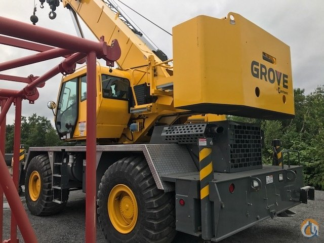 2014 Grove RT650E Crane for Sale or Rent in Pittston Pennsylvania on CraneNetwork.com
