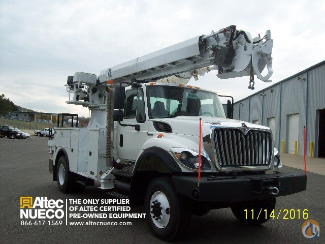 2011 Altec DC47-BR Crane for Sale in Birmingham Alabama on CraneNetwork.com