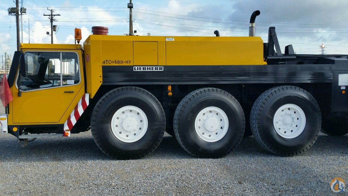 500 ton all terrain crane Crane for Sale on CraneNetwork.com