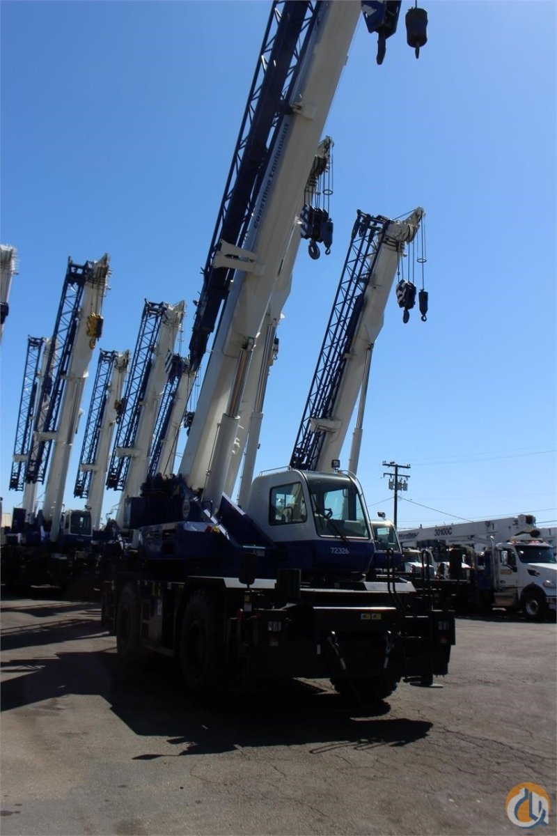 2017 TADANO GR350XL Crane for Sale in Santa Ana California on CraneNetwork.com