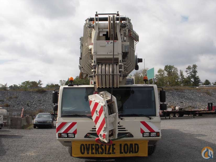 Demag AC250 For Sale Crane for Sale on CraneNetwork.com