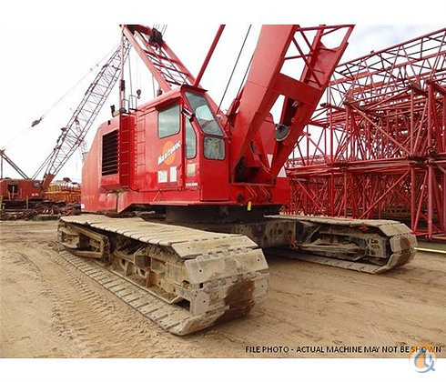 1979 Manitowoc 3900W Series II Crane for Sale on CraneNetwork.com