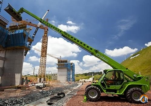 Merlo P40.17 Crane for Sale in Bridgeview Illinois on CraneNetwork.com
