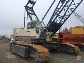 2004 AMERICAN HC110 Crane for Sale in Lyon Charter Township Michigan on CraneNetworkcom
