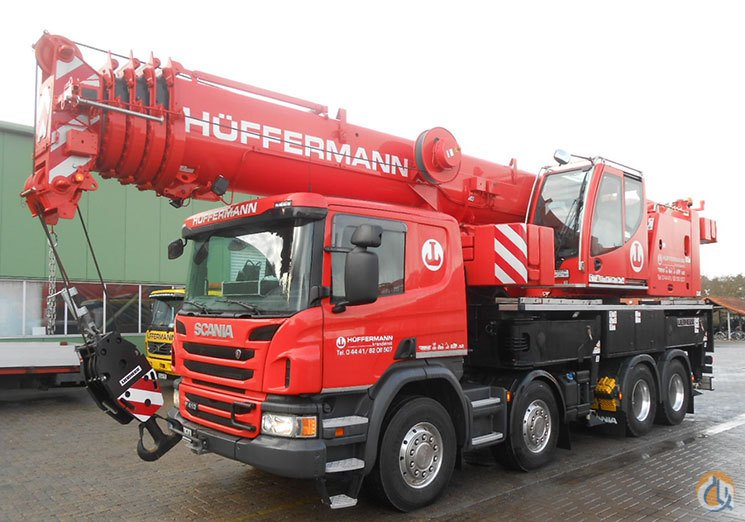 Liebherr LTF 1060-41 Crane for Sale in Wildeshausen Niedersachsen on CraneNetworkcom