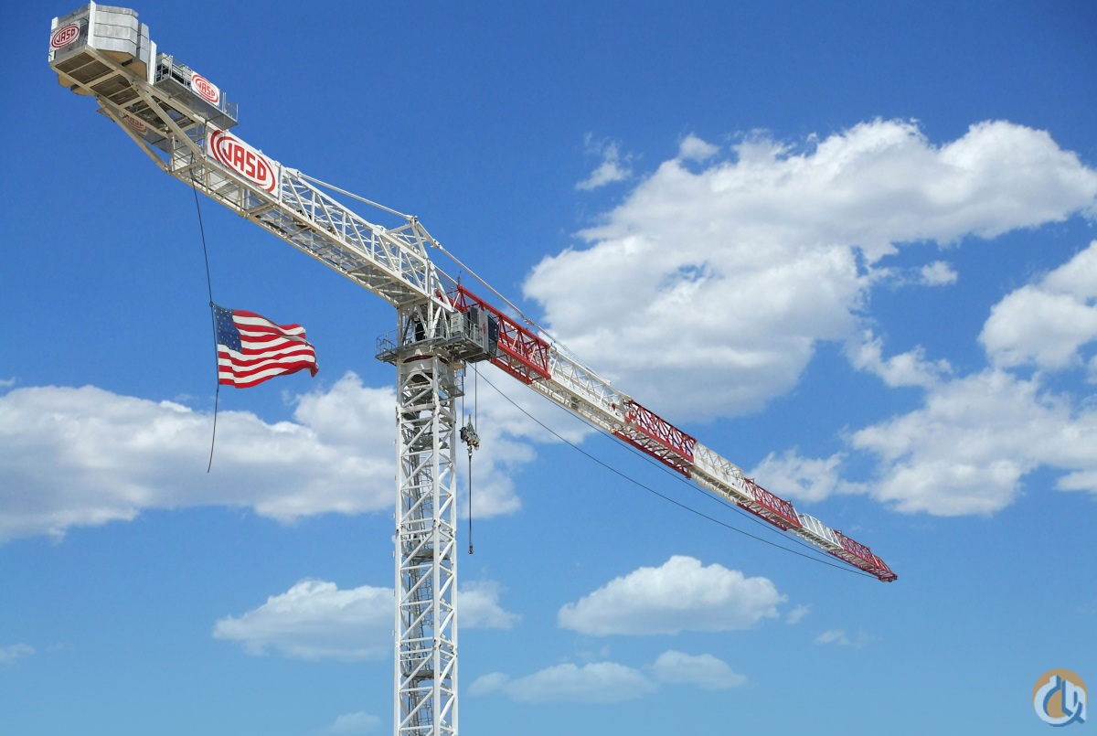 2015 JASO J560 - Great Condition Crane for Sale in Baltimore Maryland on CraneNetwork.com