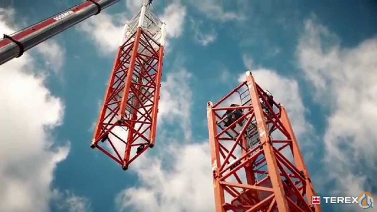 Terex Comedil Tower Section HD23 22.6 Crane for Sale in Tukwila Washington on CraneNetwork.com