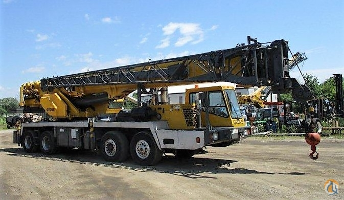 2004 Grove TMS700E Crane for Sale or Rent in Oakville Ontario on CraneNetwork.com
