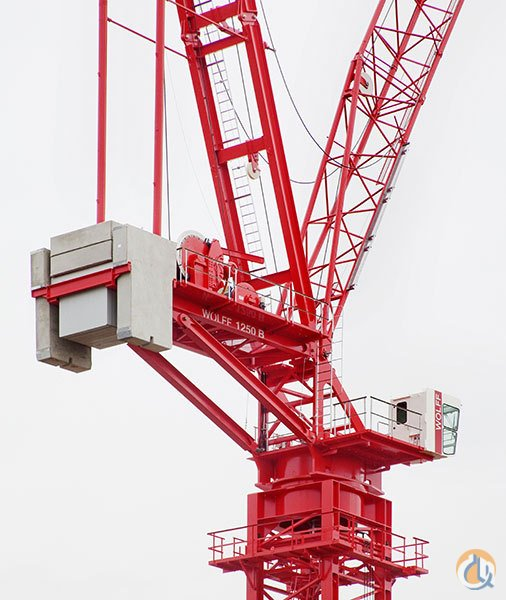 2017 WOLFFKRAN 1250B Crane for Sale on CraneNetworkcom