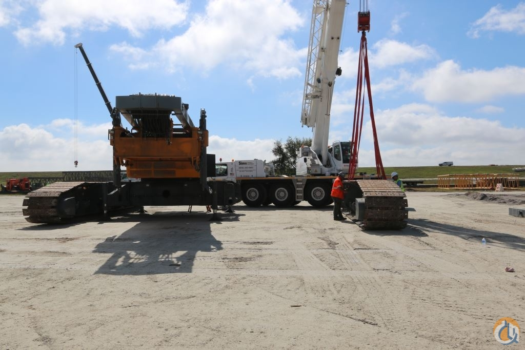 2013 Sany SCC8300 Crane for Sale or Rent in Fort Pierce Florida on CraneNetwork.com