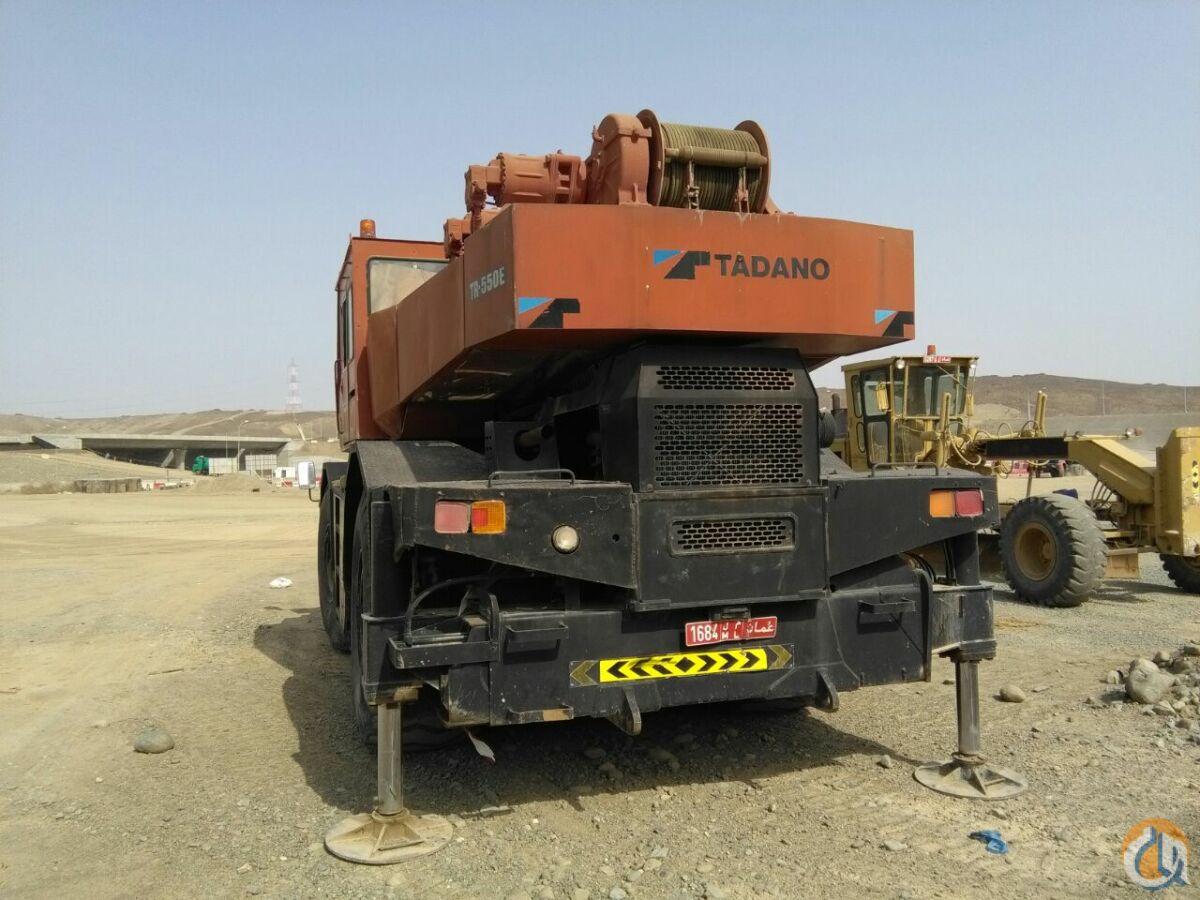 1987 Tadano TR-500E-00127 Crane for Sale in Muscat Muscat