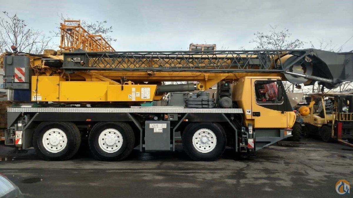 2005 Grove GMK3055 Crane for Sale in New York New York on CraneNetworkcom