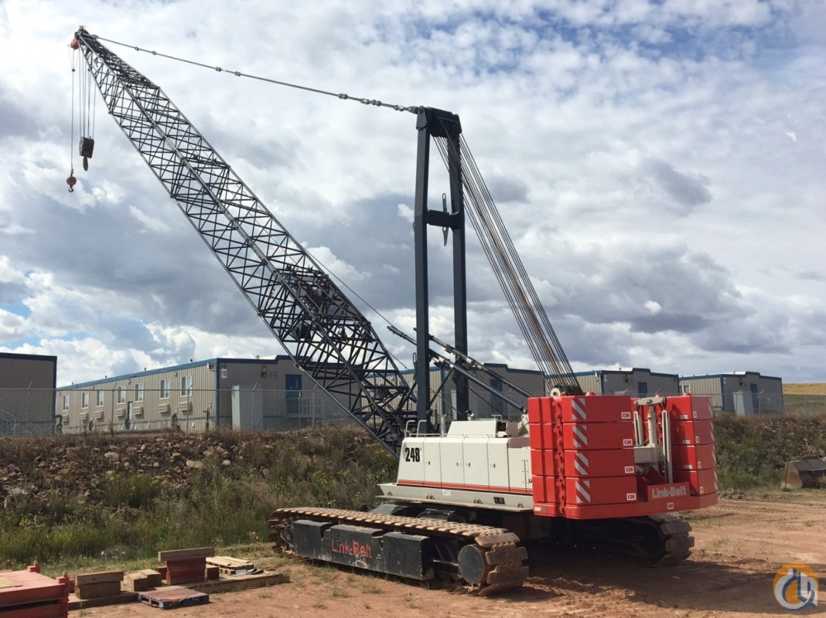 2011 LINK-BELT LS-248H5 Crane for Sale or Rent in Savannah Georgia on CraneNetworkcom