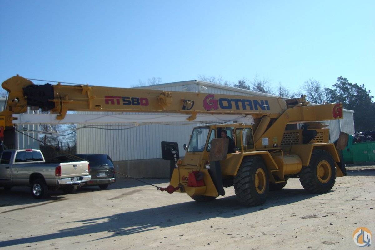 GROVE RT58D FOR SALE Crane for Sale in Lancaster Texas on CraneNetworkcom