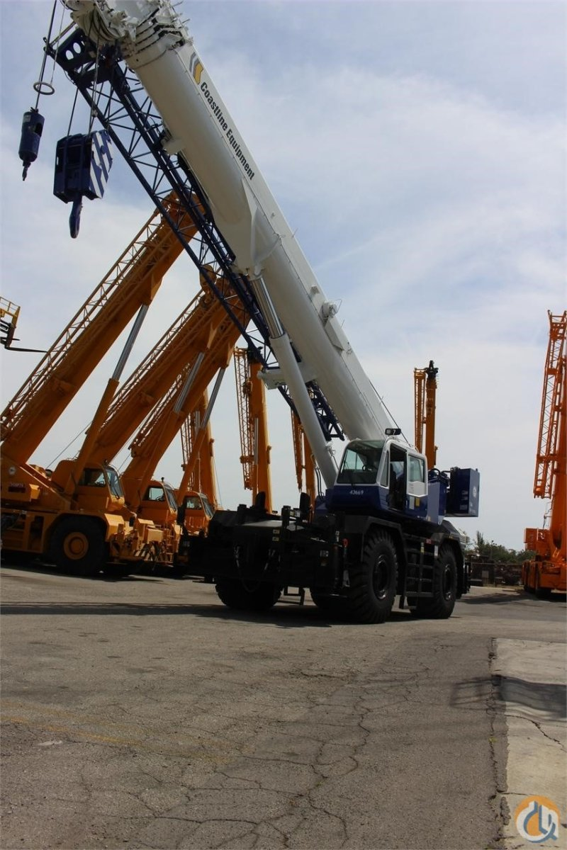 2016 TADANO GR1000XL-2 Crane for Sale or Rent in Sacramento California on CraneNetwork.com