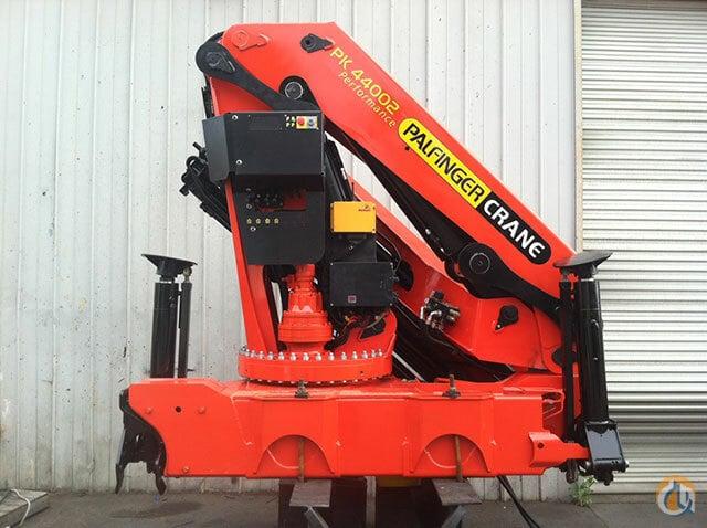 Sold Palfinger Pk44002d Crane For On Cranenetwork Com