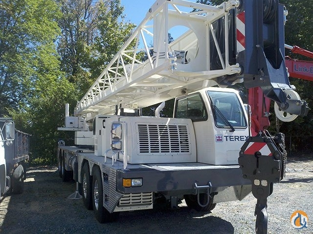 2016 Terex T560-1 ML Cranes  Equipment Crane for Sale in Charlotte North Carolina on CraneNetwork.com