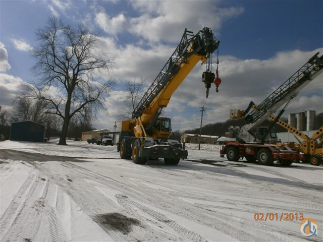 Grove RT760E For Sale Crane for Sale in Nitro West Virginia on CraneNetworkcom