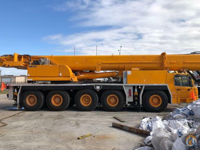 2008 Tadano ATF110-G-5 130 Ton All Terrain Crane CranesList ID 501 Crane for Sale on CraneNetwork.com
