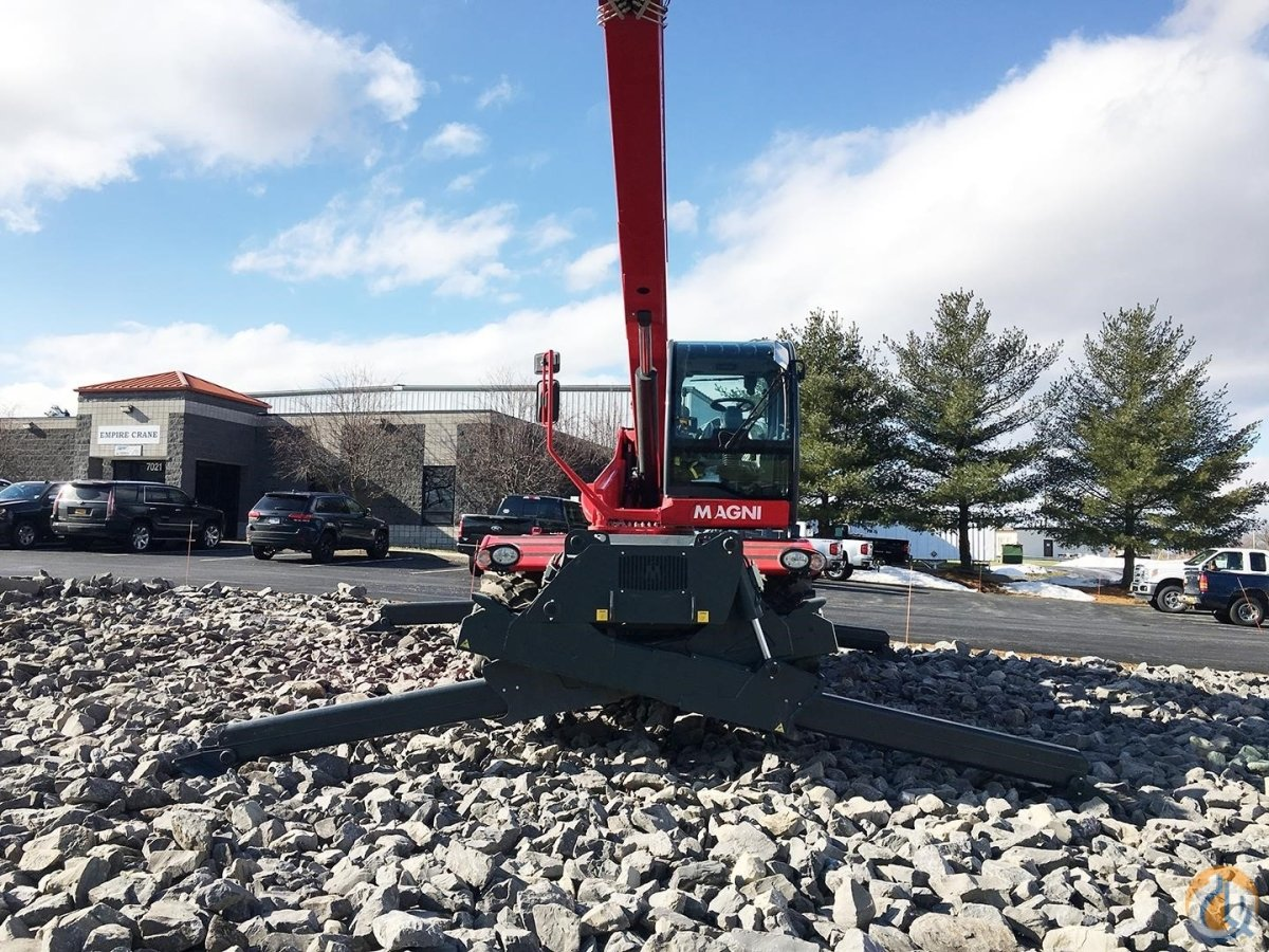 2018 MAGNI RTH6.26SH Crane for Sale in North Syracuse New York on CraneNetwork.com
