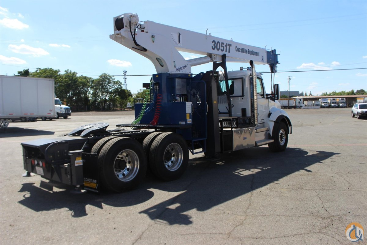 2018 MANITEX 3051T Crane for Sale or Rent in Sacramento California on CraneNetwork.com