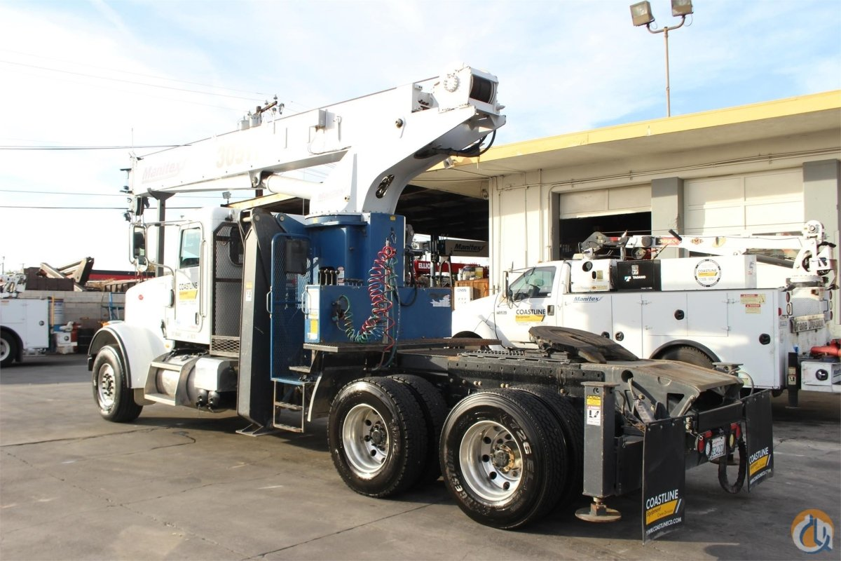 2014 MANITEX 3051T Crane for Sale or Rent in Santa Ana California on CraneNetwork.com
