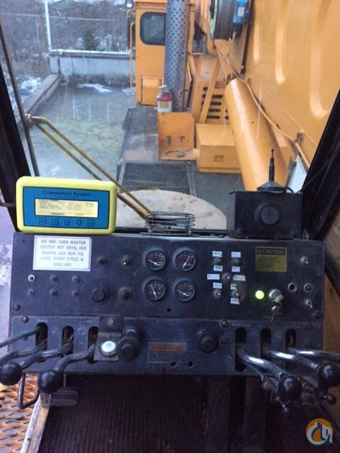 1988 LinkBelt  HTC840 Crane for Sale in Prince George British Columbia on CraneNetwork.com