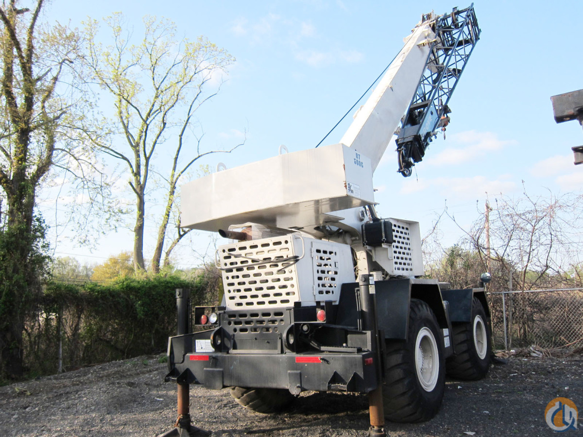 1990 GROVE RT-528C 28 TON ROUGH TERRAIN CRANE CUMMINS Crane for Sale in  Philadelphia Pennsylvania ...