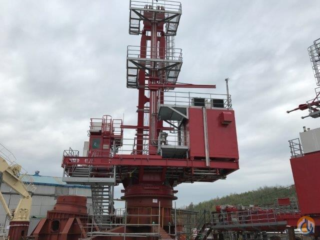 47Ton Palfinger Offshore Oil Rig Crane Crane for Sale in Geoje-si Gyeongsangnam-do on CraneNetwork.com