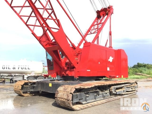 Sold 1978 Manitowoc 4100W Vicon Series II Lattice-Boom Crawler Crane Crane for  in Gulfport Mississippi on CraneNetworkcom