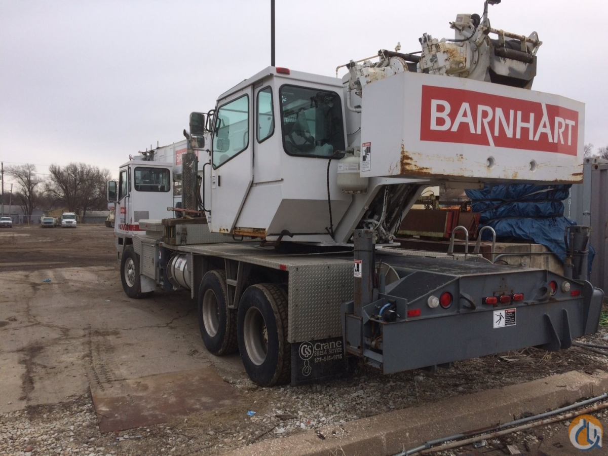 1998 Terex T-340 Crane for Sale in Omaha Nebraska on CraneNetworkcom