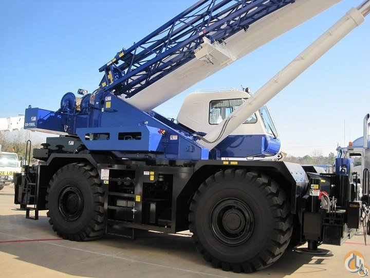 2017 Tadano GR-1000XL-3  For Sale Lease Crane for Sale or Rent in Houston Texas on CraneNetworkcom