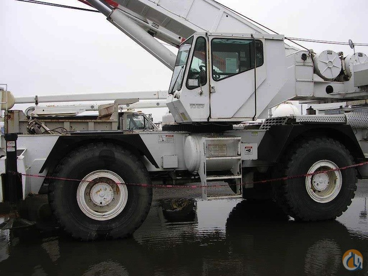 GROVE RT740B 40-TON ROUGH TERRAIN CRANE Crane for Sale on CraneNetwork.com