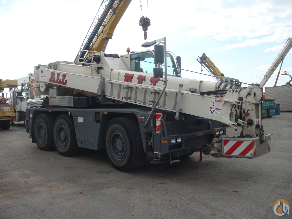 Terex AC40 For Sale Crane for Sale in Greater Sudbury Ontario on CraneNetwork.com
