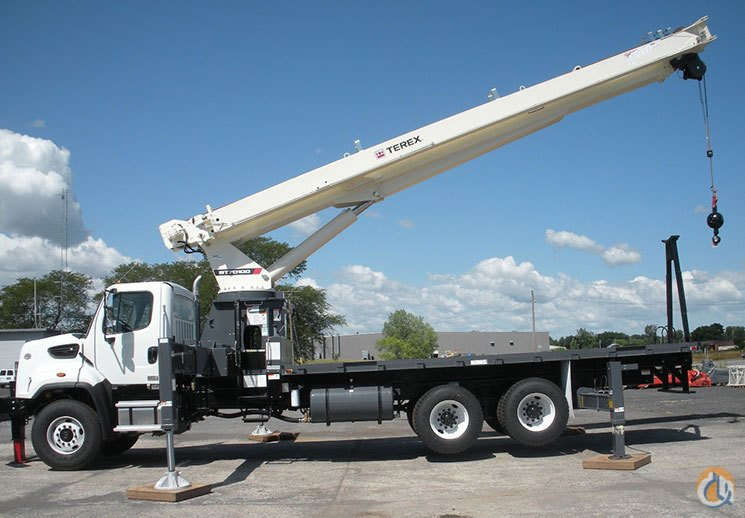 2017 Terex BT70100 Crane for Sale on CraneNetworkcom