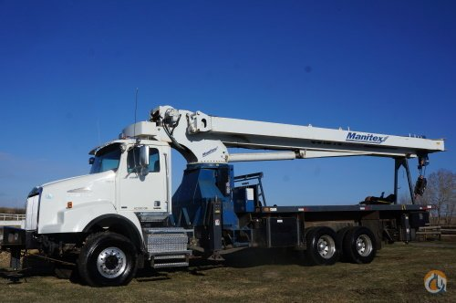 35 Ton Heavy Duty Crane Truck 6x6 Crane for Sale in Port St. Lucie Florida on CraneNetwork.com