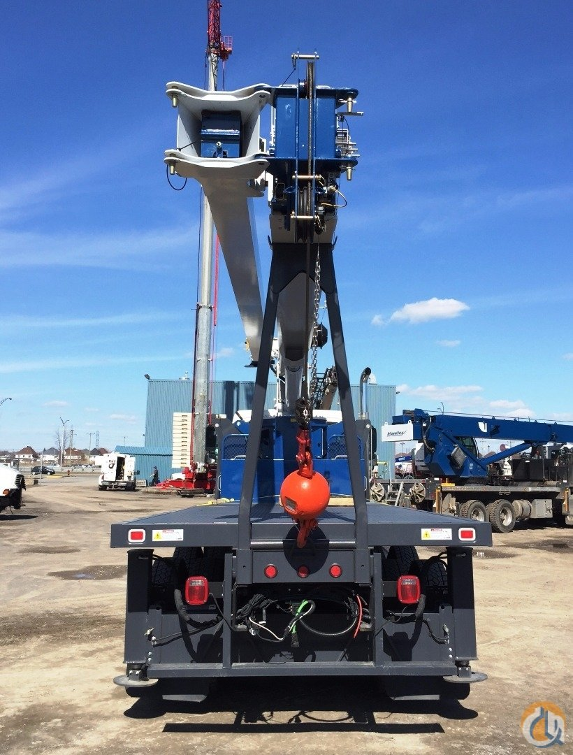 2017 MANITEX 2892C Crane for Sale or Rent in Laval Qubec on CraneNetworkcom