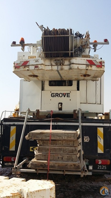 GMK 5100 All Terrain For SALE Crane for Sale or Rent in Abu Dhabi Abu Dhabi on CraneNetwork.com