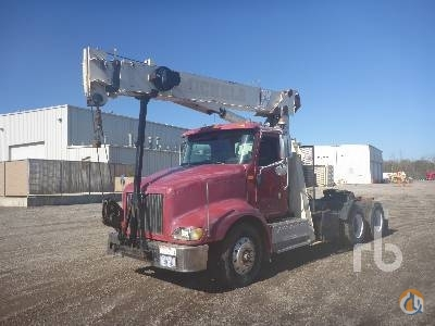 2001 INTERNATIONAL 9200I Crane for Sale in South Vienna Ohio on CraneNetwork.com