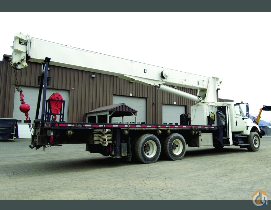 2007 Altec AC26-103B Crane for Sale in Saint-Mathieu-de-Beloeil Qubec on CraneNetworkcom