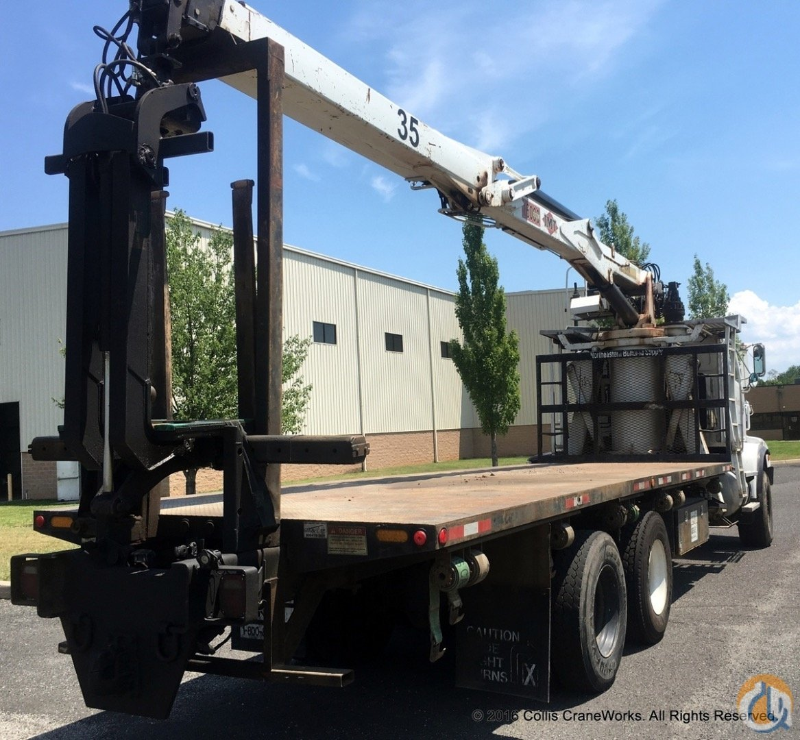 Used IMT 16000 Series III wallboard crane mounted to 2005 Western Star 4900SA chassis Crane for Sale in Olathe Kansas on CraneNetwork.com