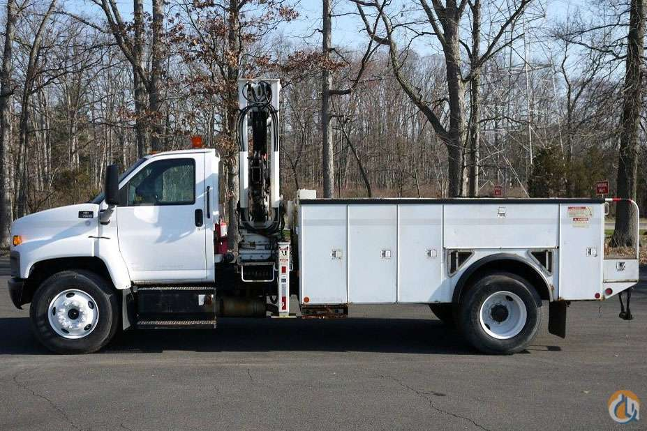 2003 CHEVROLET C7500 W IMT 12959000 Crane for Sale in Hatfield Pennsylvania on CraneNetwork.com