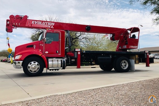 New 2020 Kenworth REVOLUTION XL Crane for Sale in Indianapolis Indiana on CraneNetwork.com