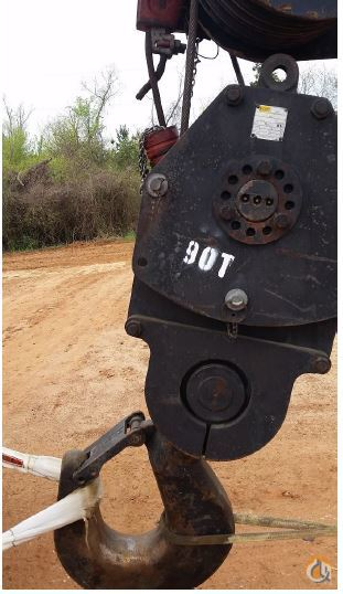 2010 Link-Belt HTC-8690 Crane for Sale in Marshall Texas on CraneNetworkcom