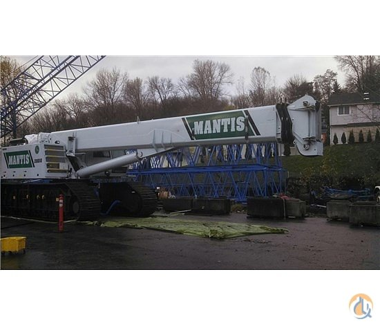 2009 Mantis 20010 Crane for Sale on CraneNetwork.com