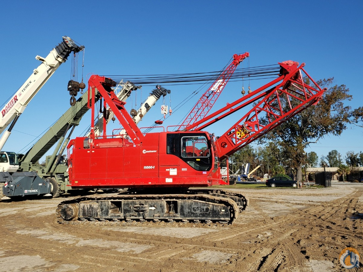 2014 MANITOWOC 11000-1 Crane for Sale or Rent in Savannah Georgia on CraneNetwork.com