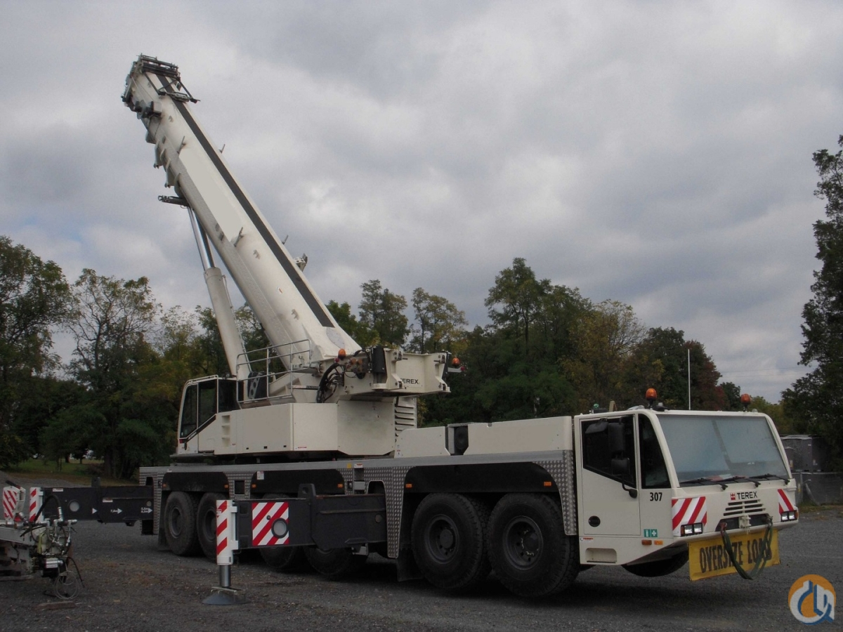 2013 DEMAG AC250 Crane for Sale on CraneNetwork.com
