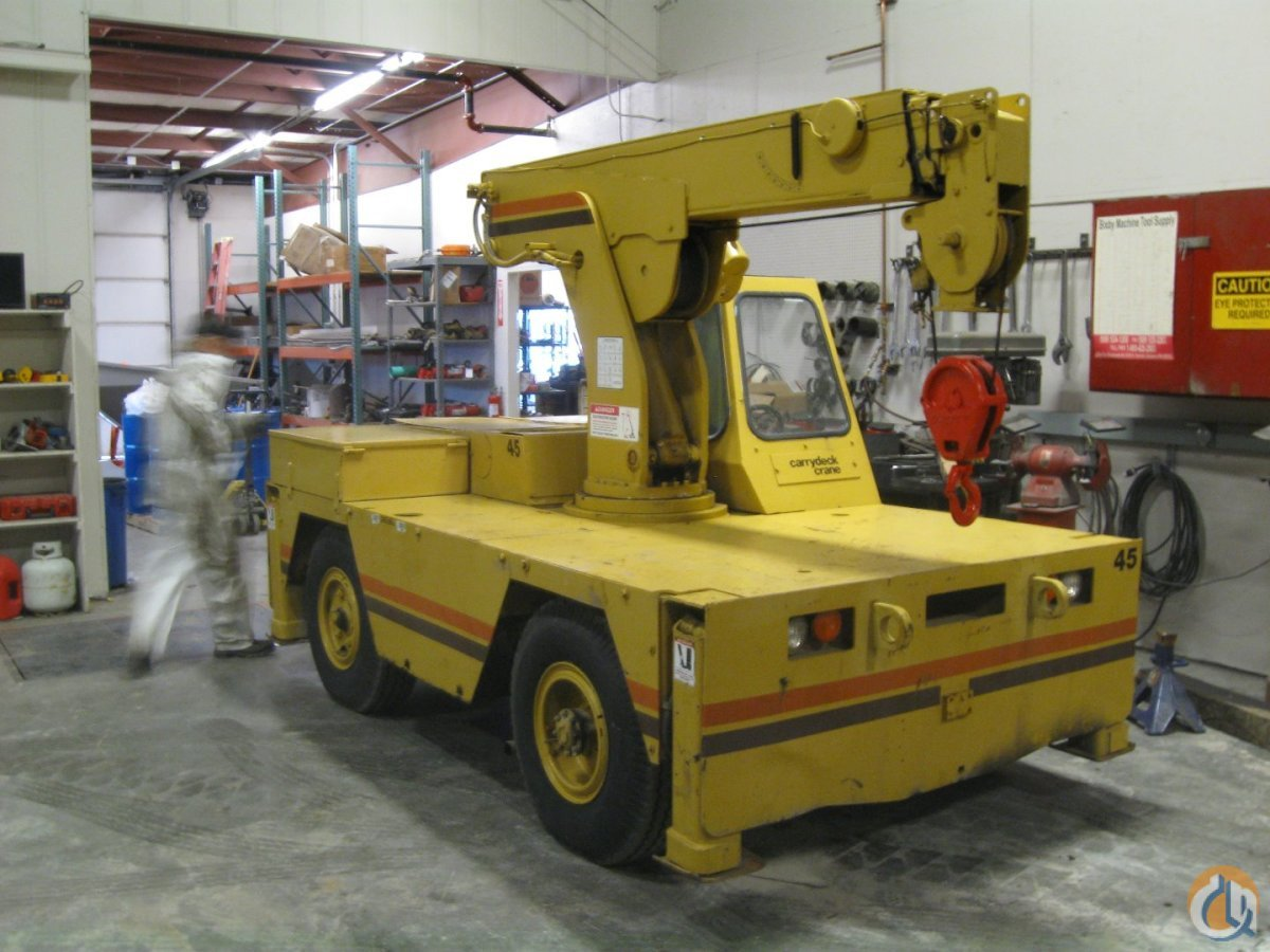 Crane for Sale in Spokane Washington on CraneNetwork.com