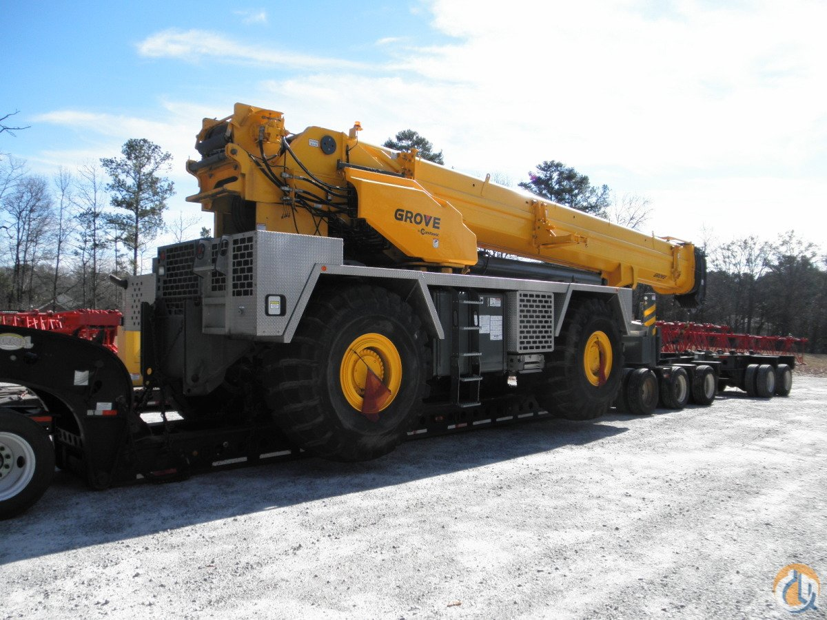 2012 Grove RT9130E-2 Crane for Sale in Saint Augustine Florida on CraneNetwork.com