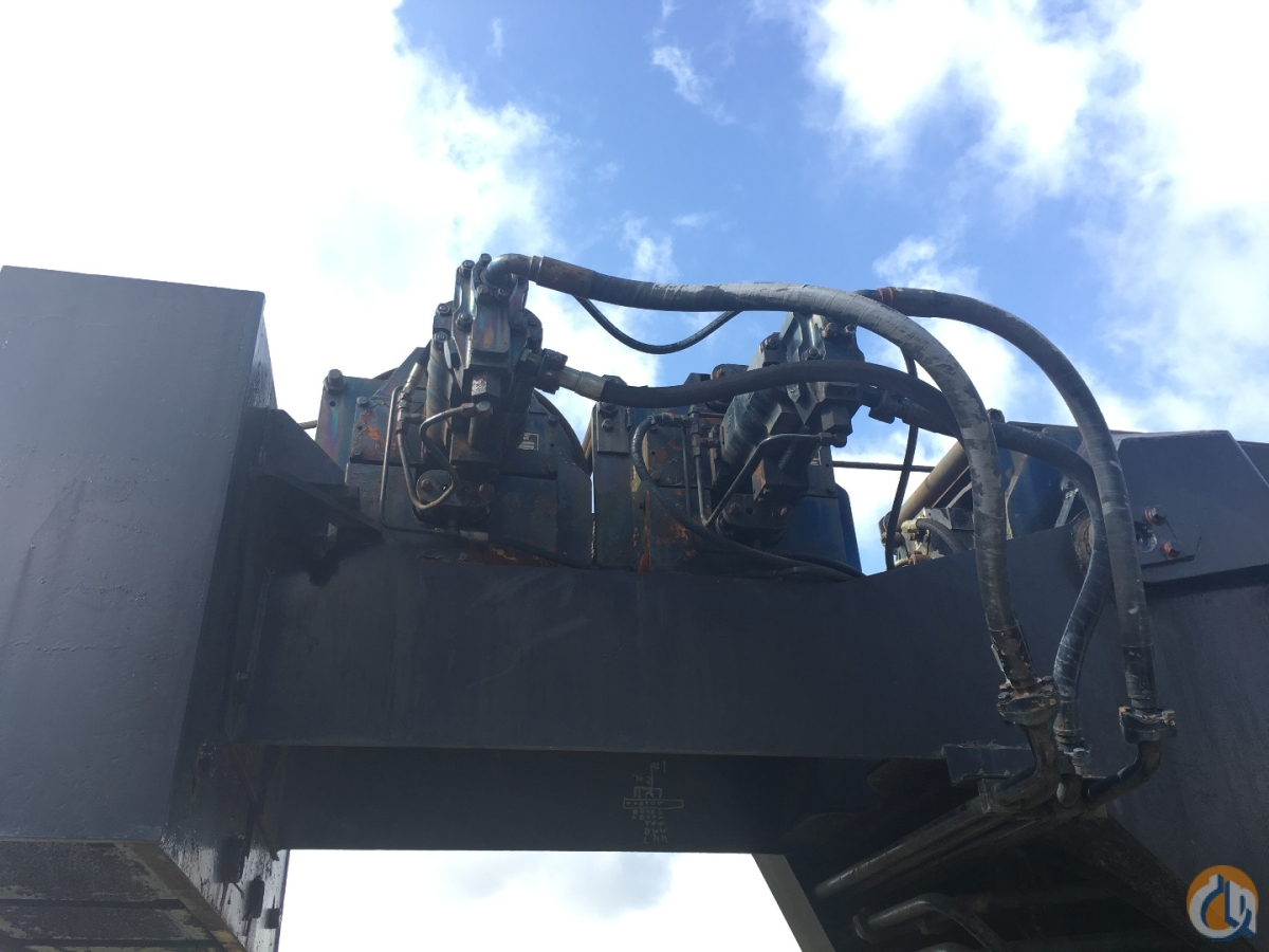 1981 PH OMEGA T650 Crane for Sale in Pensacola Florida on CraneNetwork.com